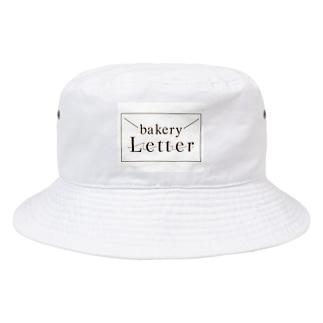 bakery Letter Bucket Hat