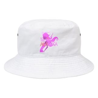TeamAKASAKA バケットハット Bucket Hat