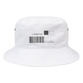 コードNo Bucket Hat
