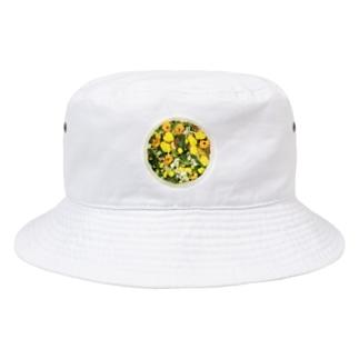カップ入り麺 Bucket Hat