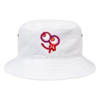 目玉ちゃん Bucket Hat
