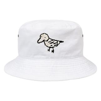 とり Bucket Hat