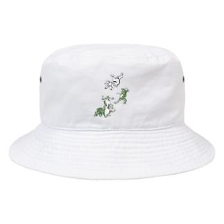 鳥獣戯画 Bucket Hat