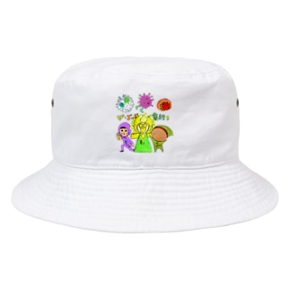ザ・ゴッド⭐︎集結! Bucket Hat