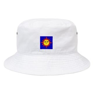 太陽 Bucket Hat