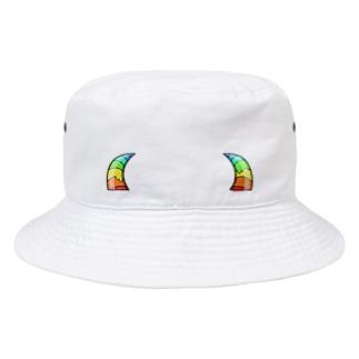 つのはっと Bucket Hat