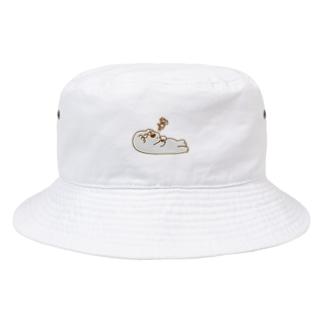 納得できないコアラくんハット Bucket Hat
