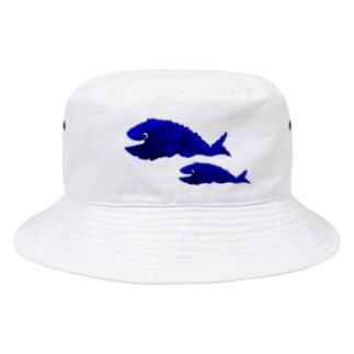 魚京 Bucket Hat