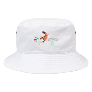 Nyalympic:Volleyball Bucket Hat