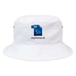 stayhome Bucket Hat