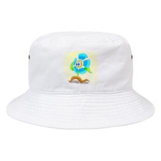 よそ見ぃ Bucket Hat