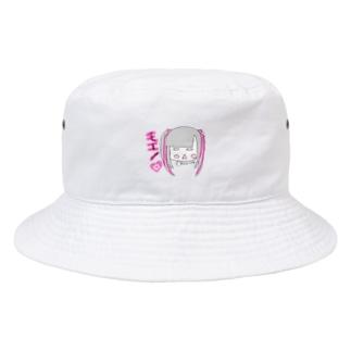 萌乃莉奈@モエノブランドの萌乃莉奈公式グッズ(萌乃莉奈監督) Bucket Hat