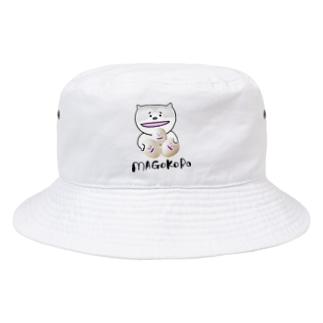 まごころぶらざー Bucket Hat
