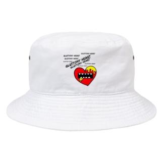 暴食ハート Bucket Hat
