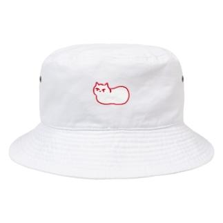 お手手なくなるcat Bucket Hat