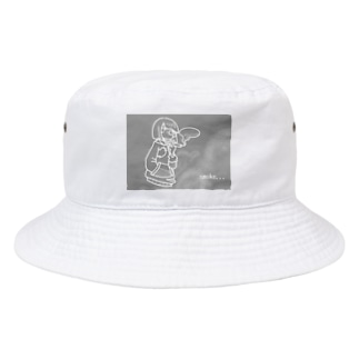 smoke... Bucket Hat