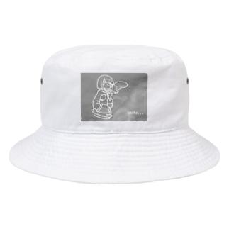 smoke... Bucket Hat