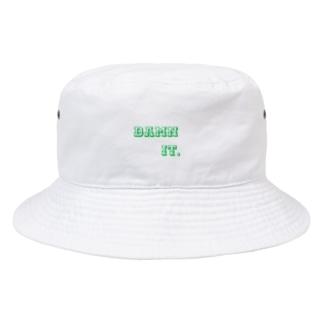 バケットハット DAMN IT. Bucket Hat