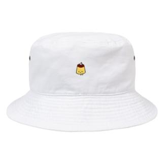 ぷりん Bucket Hat