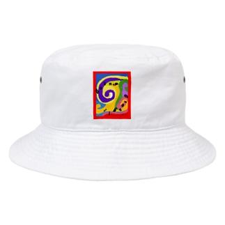 Crazy ! Bucket Hat