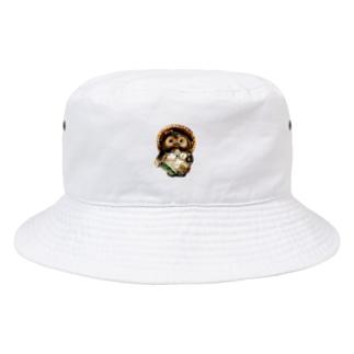 雌狸(1匹) Bucket Hat
