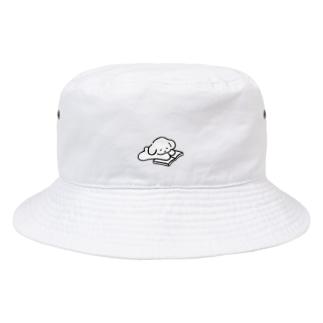 うたたねいぬ Bucket Hat