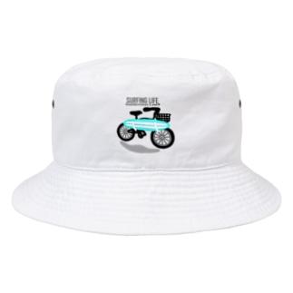 SURFING LIFE Bucket Hat