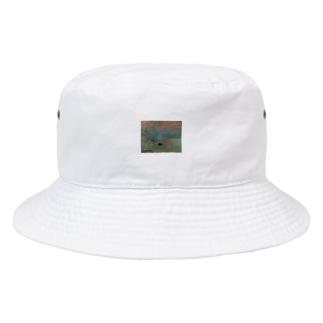 印象・日の出(モネ) Bucket Hat