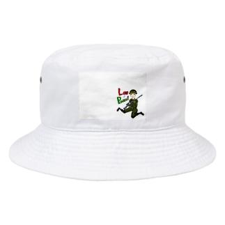Love&Peace! Bucket Hat
