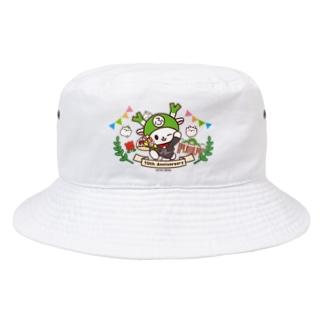 ふっかちゃん10周年記念 Bucket Hat