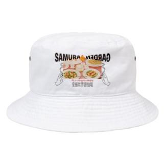 Kung pao noodleクンパオチキンヌードル Bucket Hat