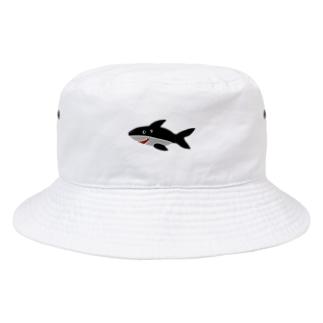 サメちゃん Bucket Hat