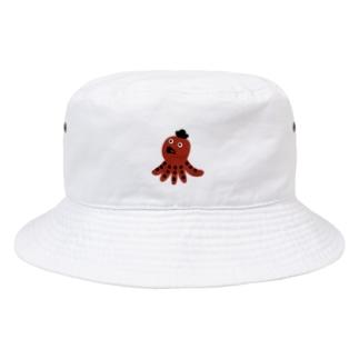 タコさん Bucket Hat