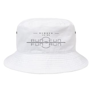 RUN - Run to Fun Bucket Hat