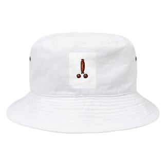 ソーセージとミートボール Bucket Hat