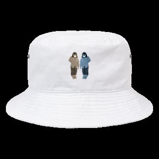 いんとうのgirls Bucket Hat