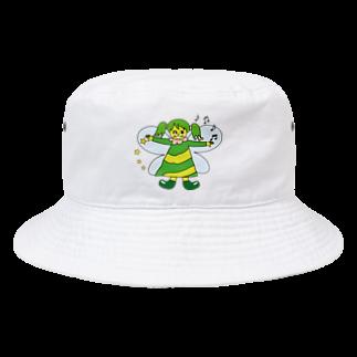 パナウルマジックのフェアリーズ(森の妖精) Bucket Hat