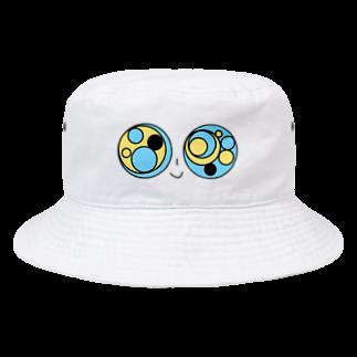 nnn/んみの淡泡氏 Bucket Hat