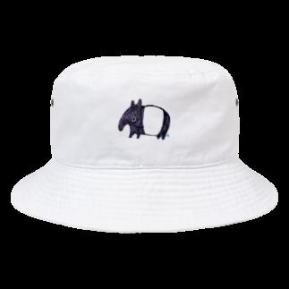 SWのマレーバク(透過ver) Bucket Hat