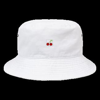 あかのcherry Bucket Hat