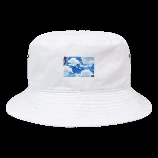 かよこの黙々 Bucket Hat