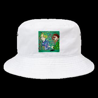 nGPのbluem boy &girl Bucket Hat