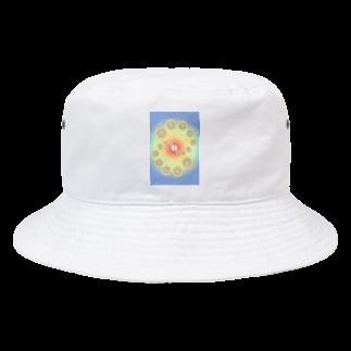 yatumeのWordArt4 Bucket Hat