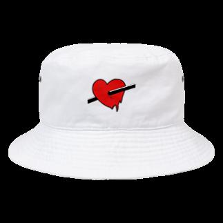 まーなりん🍀のとろけるハート Bucket Hat