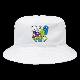 うめもと公式のドリームチーム2 Bucket Hat
