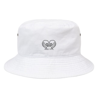 NARUSE ROYALロゴグッズ Bucket Hat
