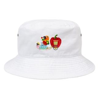 ROBOBO カメタクシー🚕 Bucket Hat