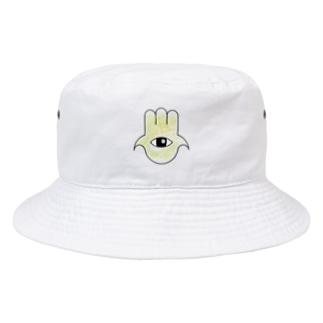 ハムサの手ちゃん Bucket Hat