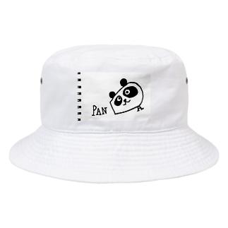 ぱんDAさん Bucket Hat