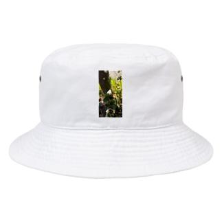 ニムニムのお部屋の野の花 Bucket Hat